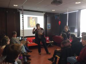 Allaire : une Saint-Valentin spéciale «Lancement du Prix Facile à lire»