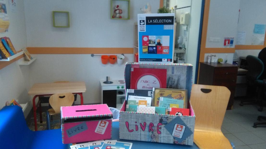 L'Épicerie sociale de Landerneau participe aussi au Prix!