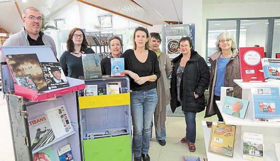 Le Prix Facile à lire Bretagne est lancé à Lesneven!