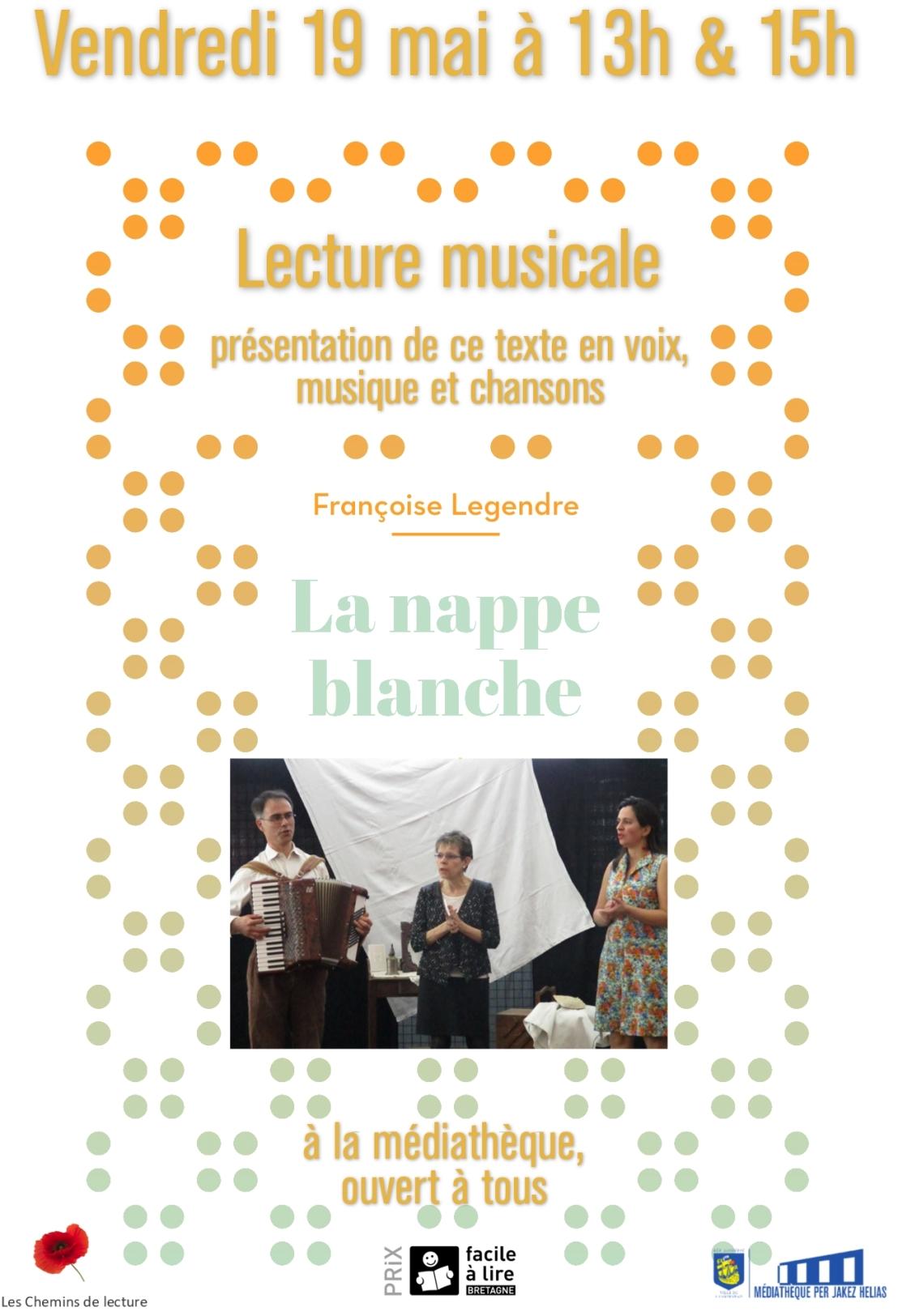 Le Prix «Facile à lire Bretagne» bat son plein à Landerneau!