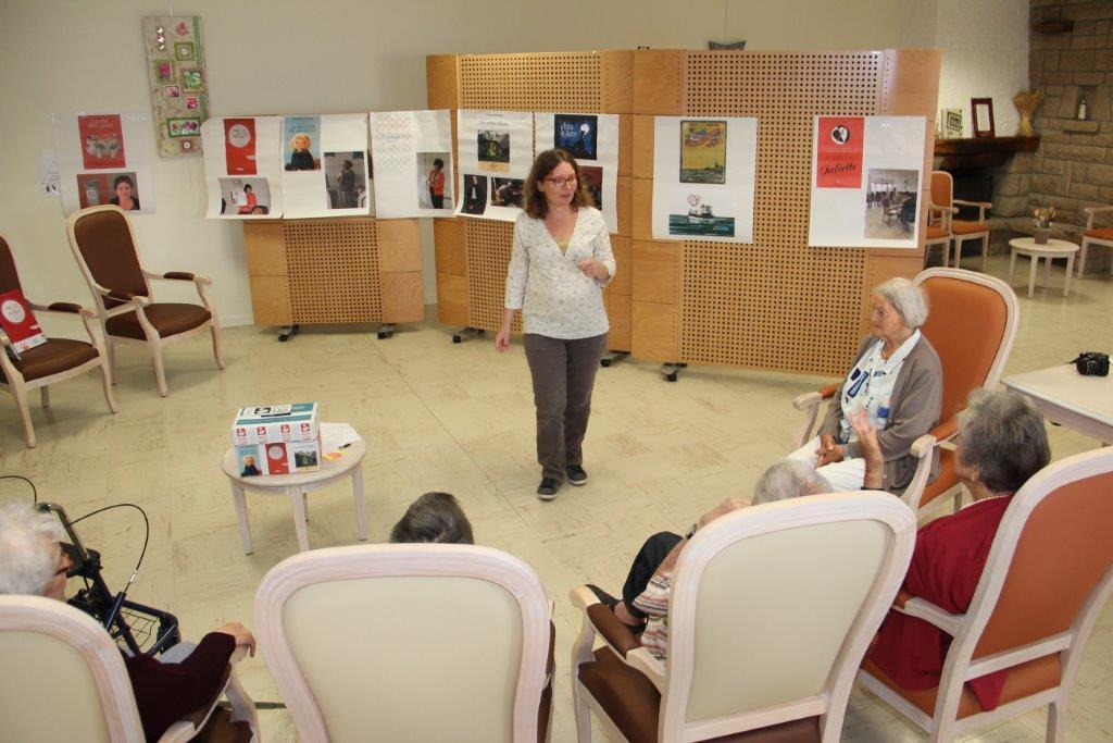 L'été du Prix «Facile à lire» àCarnac