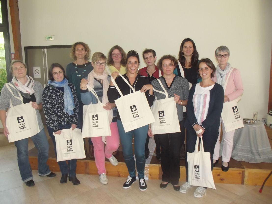 Le premier Prix Facile à lire Bretagne a été décerné!