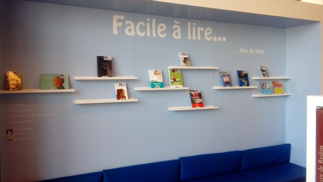Un nouvel espace «Facile à lire» àBaud