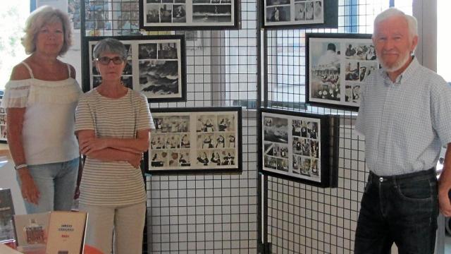 L'exposition «Un océan d'amour» àSaint-Didier