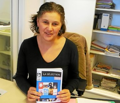 Rencontre avec Vincent Baticle à Baud pour la Nuit de lalecture
