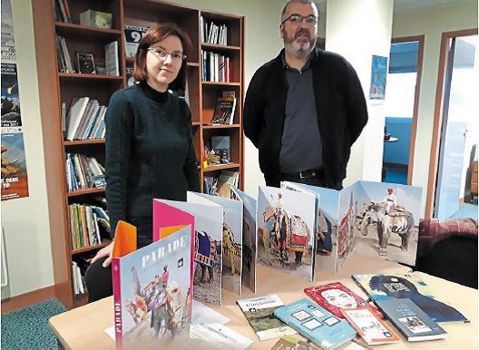 Lancement du Prix Facile à lire Bretagne àLesneven