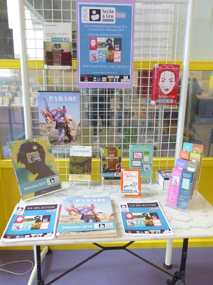 Bilan d'une semaine «Facile à lire» en Bretagne!