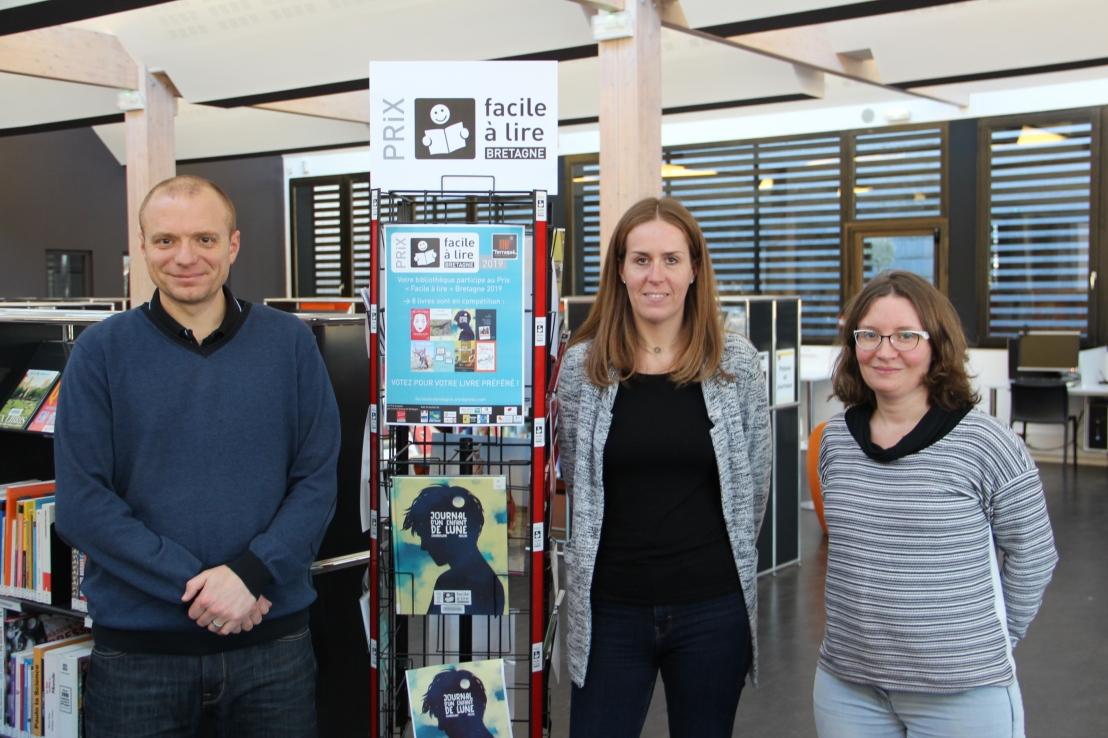 18 février – Retour sur la semaine du Prix Facile à lireBretagne